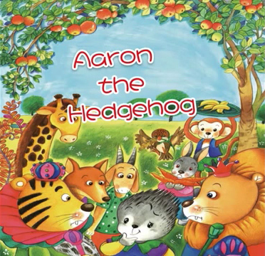 Aaron the Hedgehog